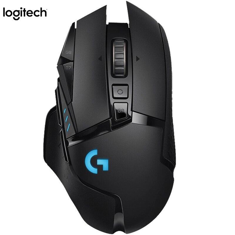Original Logitech 2019 New G502 LIGHTSPEED Wireless Gaming Mouse