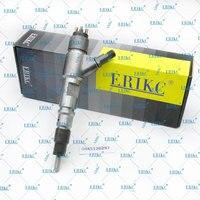 ERIKC 0445120297 Auto Car Parts Injector 0445 120 297 Diesel Parts Fuel Injector 0 445 120 297 for CUMMINS 5264272 2P0130201A