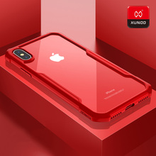 original luxury transparent case for apple iphone 11 pro max x xs xr phone shockproof soft silicone protective back cases