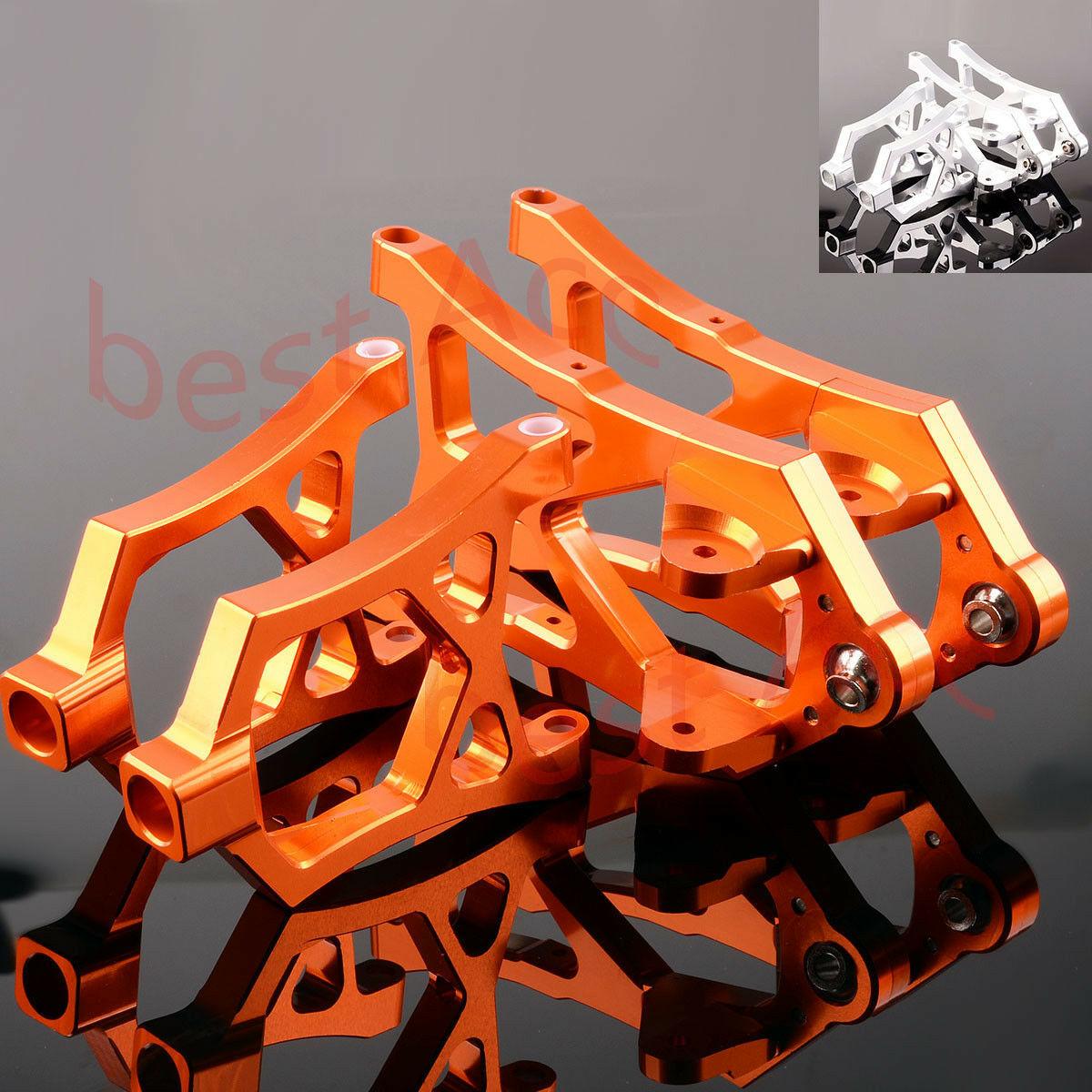 Ensemble de bras de SUSPENSION avant en aluminium pour RC 1/5 HPI Baja 5B SS 5 T 4 pièces #85400