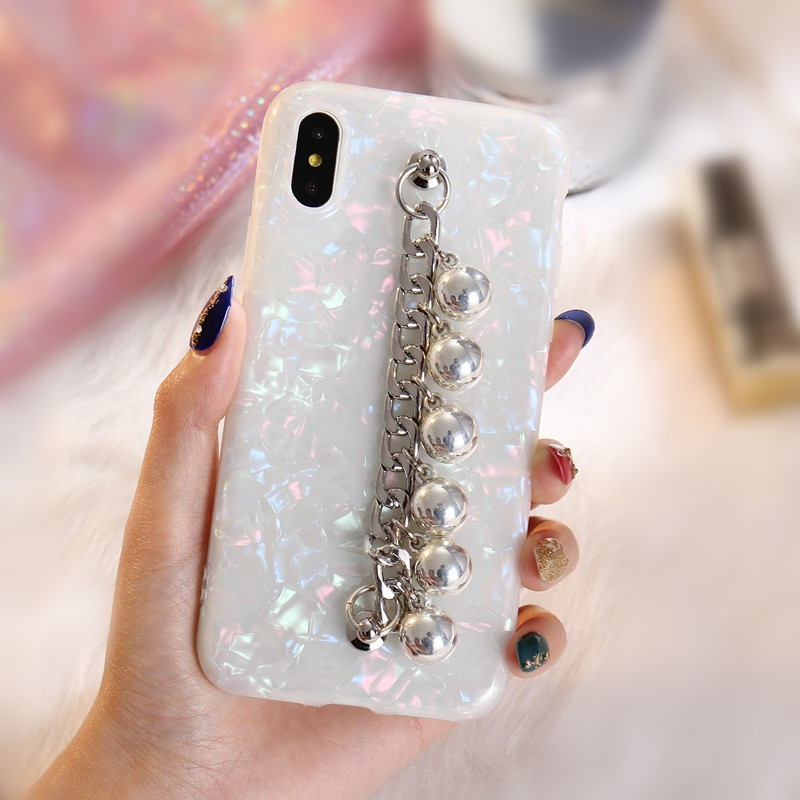 Luckywang For Iphone 7 Case bracelet Silica Gel Woman Full Soft New Favourite Fashion For Iphone 6s Mobile Phone Bags Cases