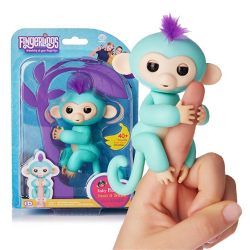 2018-Authentic-Fingerlings-Interactive-Baby-Monkeys-WowWee-Toy-Colorful-Finger-Monkey-Smart-Induction-Toy-for-Kid-New-Year-Gift-4