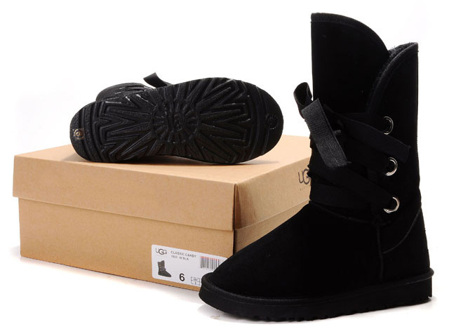 efe4c361ac0 US $90.99 |2018 New UGG Boots 5828 Ugged Women Boots Shoes Warm Winter  Women's Boots Sheepskin Uggings Australia Original UGG Boots -in Mid-Calf  Boots ...