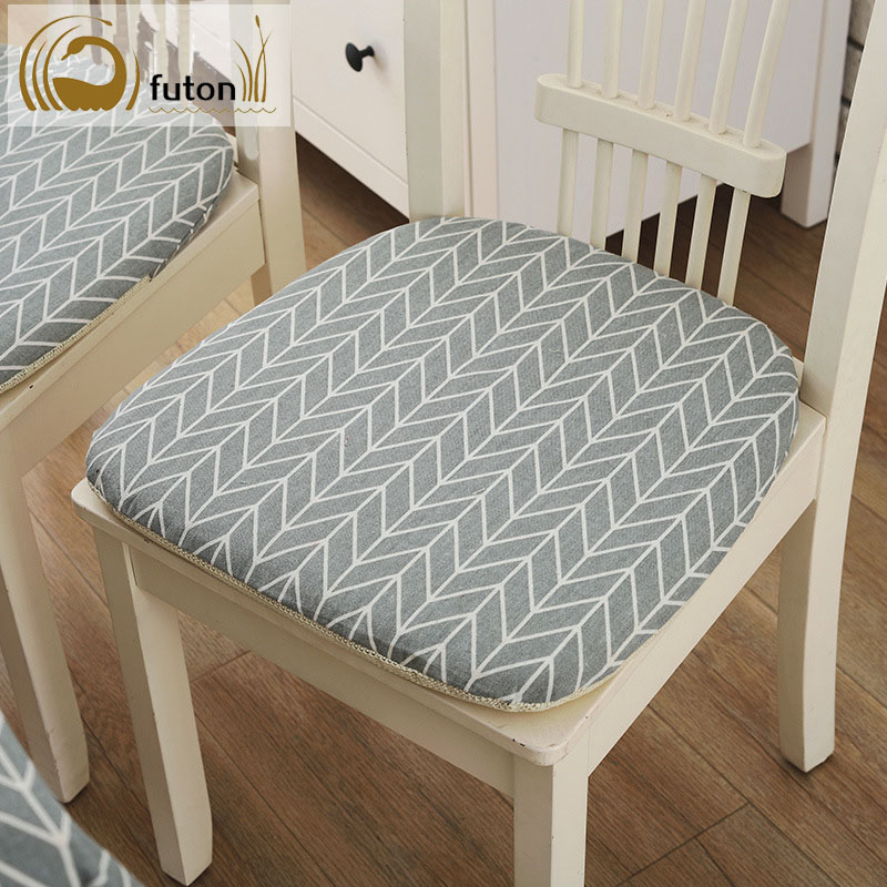 Futon Soft Home Dinning Room Square Cotton Seat Cushion Chair Pad With Lacing In From Garden On Aliexpress Com Alibaba Group