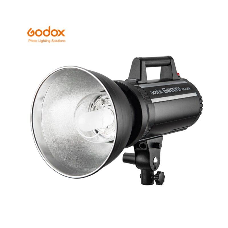 Godox GS400II GS400 II 400Ws GN65 Professional Studio Strobe со встроенной беспроводной системой Godox 2,4G предлагает творческую съемку