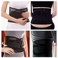 Waist Support Waist Protection Thin Breathable Mesh Lumbar Support Steel Plate Protection Belt for Sports Safety