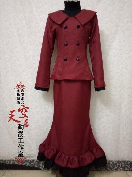 2016 Axis pouvoirs Hetalia espagne Antonio Isabella Reversion femme Cosplay Costume Isabella Anime robe