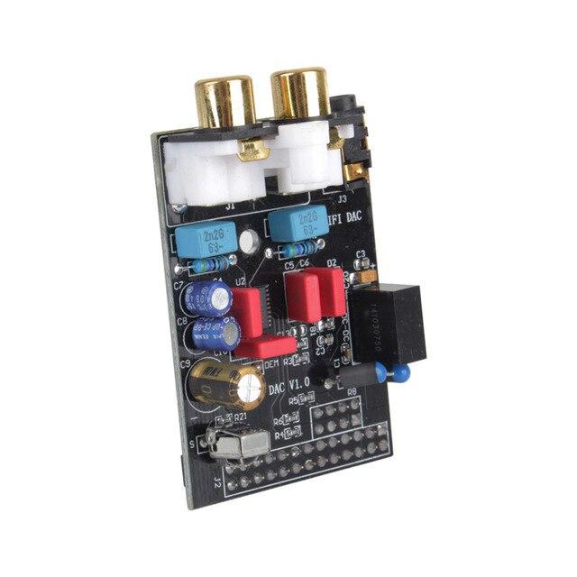 Raspberry Pi B HIFI Scheda Audio Modulo I2S interface Modulo Per Raspberry Pi B Versione PCM5102A RPI B