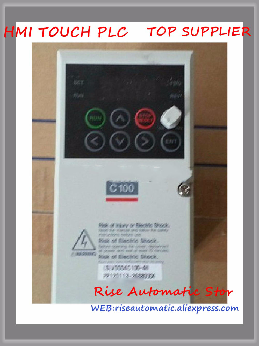 LSLV0001C100-1N new 0.1kW 1 Phase 200V Inverter VFD frequency AC driveLSLV0001C100-1N new 0.1kW 1 Phase 200V Inverter VFD frequency AC drive