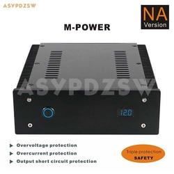M POWER NA zasilacz liniowy z ochrony wyjścia DC 5 V/18 V/19 V (opcjonalnie) Adaptery AC/DC    -