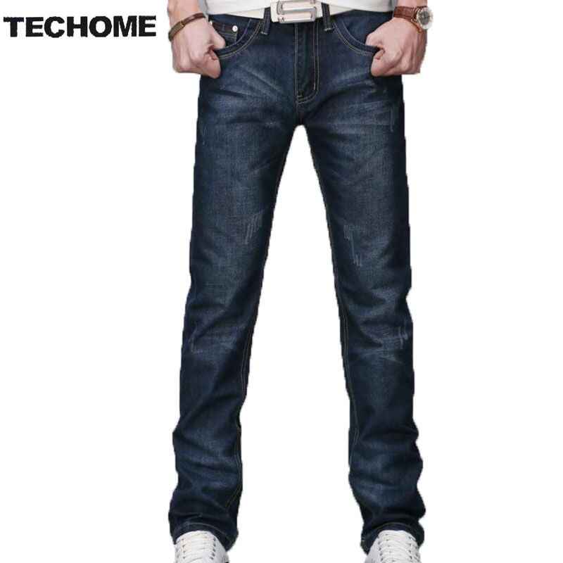 Retail&wholesale Men's spring&summer style jeans brand denim jeans Men jeans pants high quality 2016 New fashion leisure casual