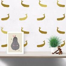 Venda quente DIY Criativo Baleia Adesivos De Parede para quartos de crianças quarto adesivos de parede Home decor Sala de estar do quarto do bebê