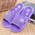 IVI venta Caliente Plástico masaje zapatilla para hombres y mujeres