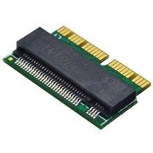 Компьютерная шина PCI-E M.2 на SSD Компьютерные аксессуары Многоконтактный Интерфейс добавить на Компоненты расширения поддерживающий элемент карты мини для Macbook Air