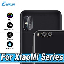 Back Camera Lens Screen Protector Protective Film For XiaoMi Mi A2 Lite 6X A1 Note 3 Redmi 8 7 Go S2 7A 6A 8A 6 Tempered Glass(China)