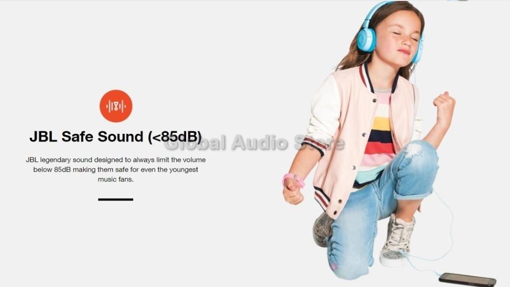 Jbl jr300 com fio fone de ouvido
