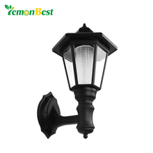 LemonBest Modern Led Solar Garden Light Outdoor Waterproof
