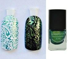 6 мл зеленый ногтей штамповка полированный лак для ногтей штамп ногтей инструмент Born Pretty# 18134(China (Mainland))