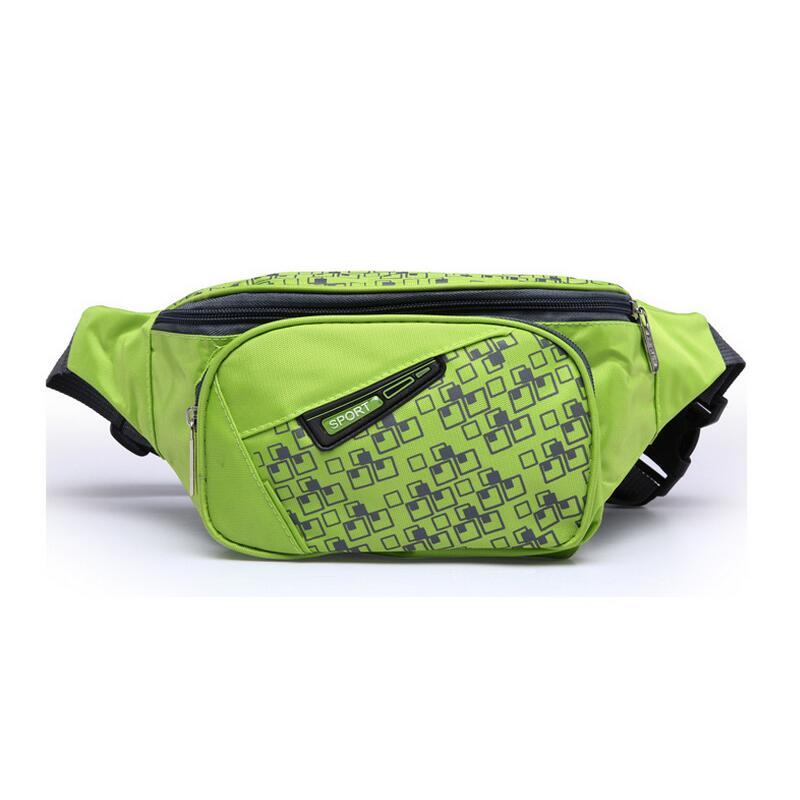 Outdoor Sports Hiking Mini Bag pack waist bag Waterproof Travel Belt Money Wallet Pouch Mobile Phone