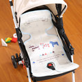 Genérica de coche de bebé niño paraguas coche cochecito Silla estera verano estera cochecito de bebé cochecito alfombra de hierba accesorios Envío gratis