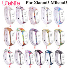 Аксессуары браслет для умных часов xiaomi mi band 3 frontier/классический