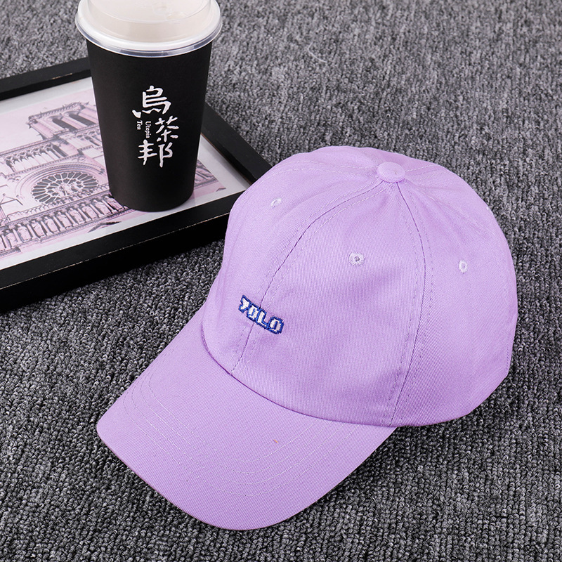 Korean Leisure Time Fashion Peaked Brim Of A Hat Personality Finger Hip-hop Cap Go On A Journey Sunshade Sunscreen Baseball Hat