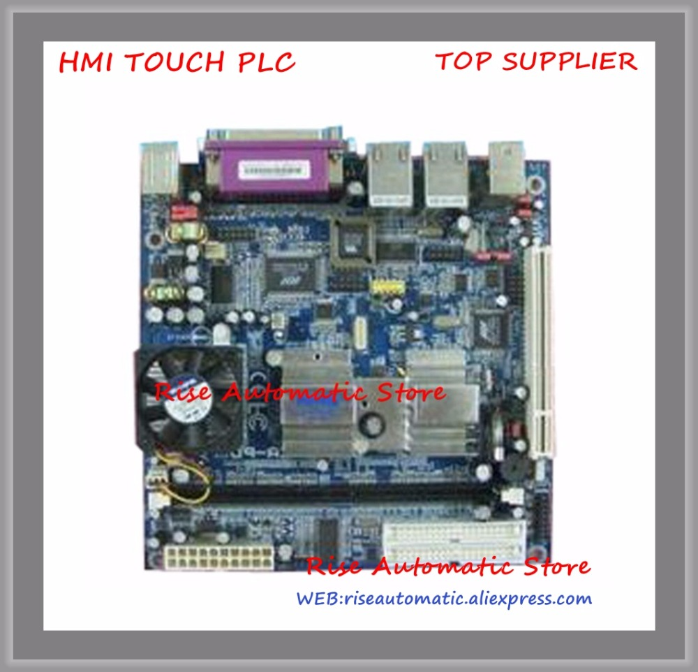 Industrial Motherboard EPIA-PD10000 LVDS 4*COM Dual Card Mini POS Machines EPIA-PD10000G industrial pos mini itx motherboard atom n450 1 8g dual core four threads pos motherboard