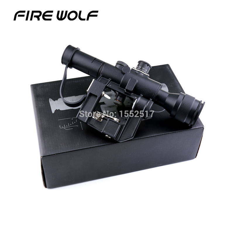 Tactical Svd Dragunov 4x26 Red Illuminated Scope For Hunting Rifle Scope Shooting Ak Scope Red Dot Hunting Optics Hunting Laser new tactical 4 5 14 5x50 rifle scope spotting scope for hunting shooting os1 0250