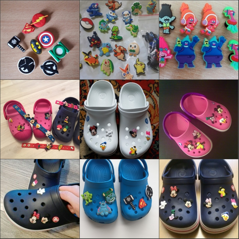9a74120d0852 Aliexpress.com   Buy New Cute 1pcs Finding Dory PVC Shoe Charms