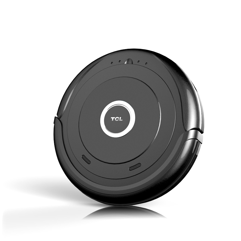 Full Automatic Vacuum Cleaner Quality ABS Robot Vacuum Cleaner Carpet Floor Cleaner Recharge Vacuum Cleaner Self-protection 45W