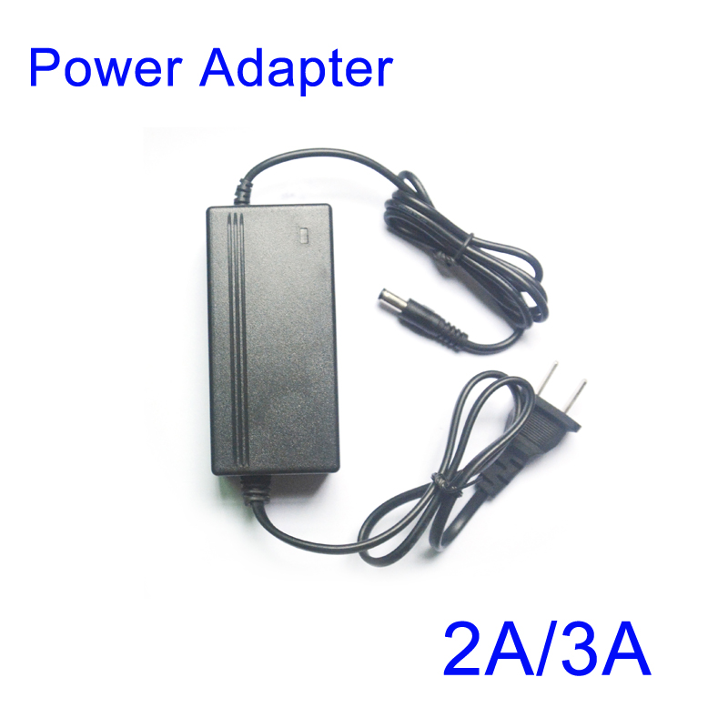 DC 12V 2A 3A Monitor Power Supply Surveillance Camera Waterproof Power Adapter For Ip Camera AHD