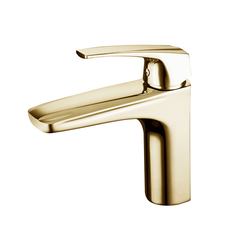 3 Colors Basin Faucets Black/Chrome/Golden Bathroom Mixer Water Tap Brass Faucet Single Hole Mixer Taps micoe hot and cold water basin faucet mixer single handle single hole modern style chrome tap square multi function m hc203