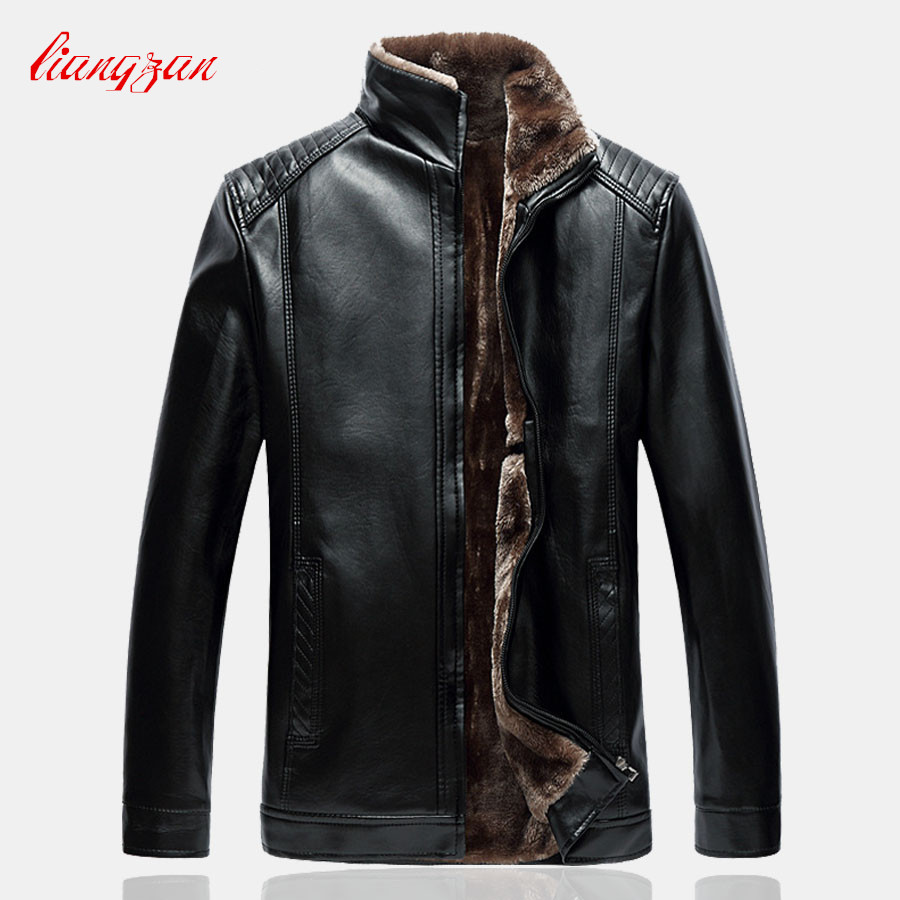 Online Get Cheap Leather Fleece Jacket -Aliexpress.com | Alibaba Group