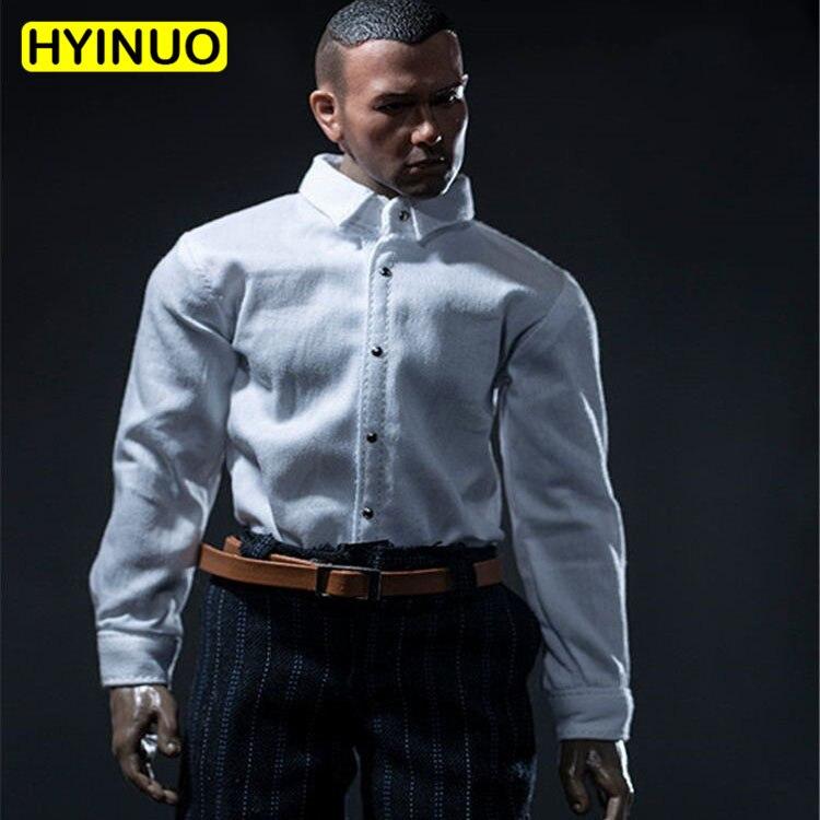 1/6 Proportion hommes vêtements de cérémonie costume CJG-M001 Gentleman gilet chemise pantalon adapté pour 12