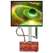 цена на HDMI LCD Controller Board for iPad 3 4 +9.7 inch LP097QX1 SPA1 SPC1 2048x1536 IPS LCD Display panel EDP Signal 4 Lanes 51 Pins