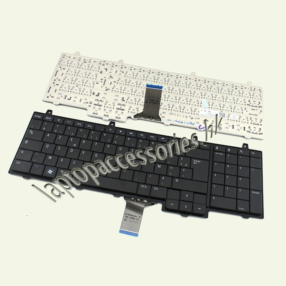 New notebook  Laptop keyboard for Dell Inspiron 1747 1750  french/fr  layout new notebook laptop keyboard for dell inspiron mini 1012 1018 08000y french layout