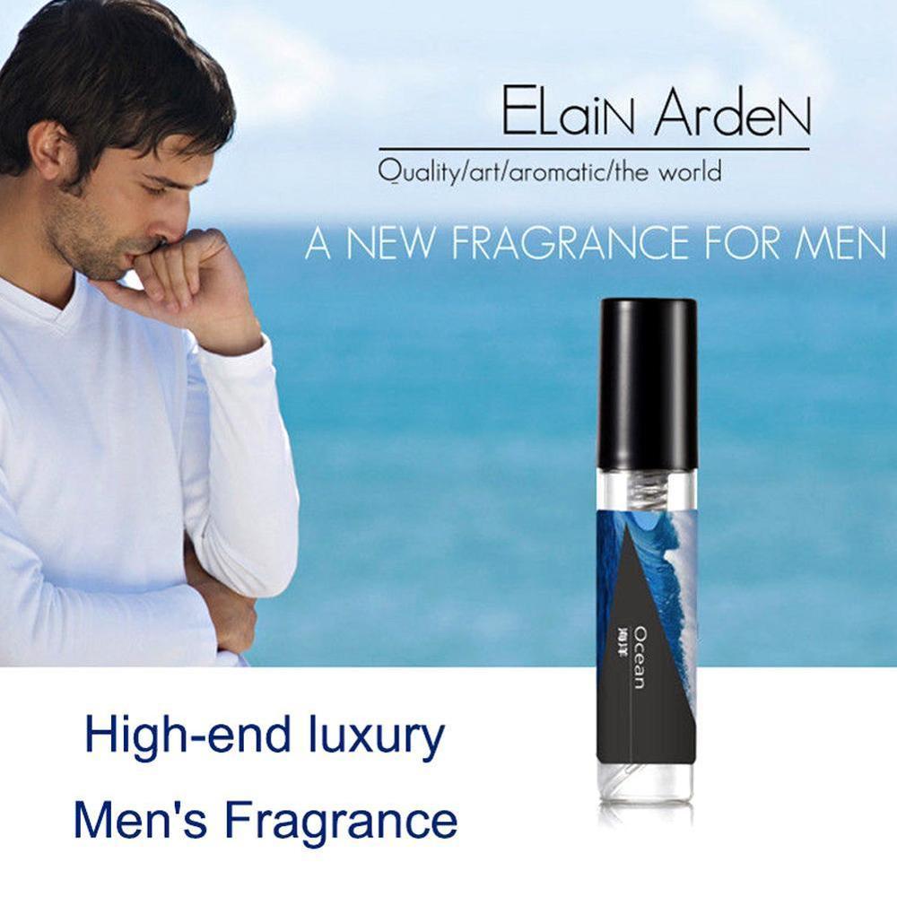 High Quality Perfumed Aphrodisiac For Men Body Spray Flirt Perfume Attract Women Scented Based Water Men Charmful Lubricants 3ML