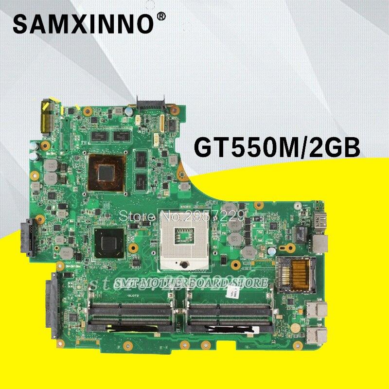 N53SN Motherboard GT550M REV 2.2 For ASUS N53SN N53SV N53S laptop Motherboard N53SN Mainboard N53SN Motherboard test 100% OK n53sv motherboard rev 2 2 gt540m ram for asus n53s n53sv n53sn n53sm laptop motherboard n53sv mainboard n53sv motherboard 100