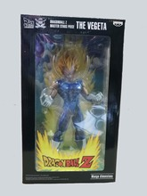 Special Anime Color 10″ 25CM Dragon Ball Z Super Saiyan Vegeta PVC Action Figure Collection Model Toy