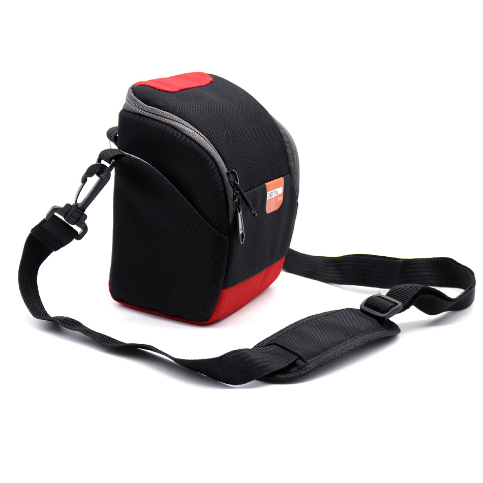 Digital Camera Case Bag For SONY A6300 A5000 A6000 A6100 RX100 3N NEX-6 NEX-5 7 5T 5R 5N F3 C3 Camera Accessories Shoulder Bag