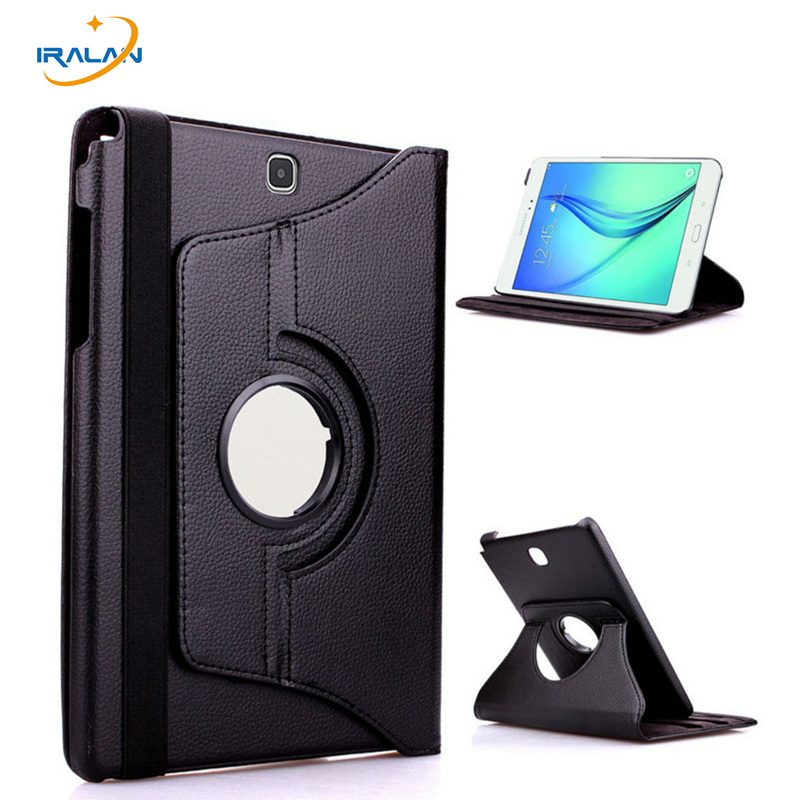 Hot High Quality 360 Degree Rotating Case for Samsung Galaxy Tab S2 8.0 T710 T713 T715 T719 PU Leather Stand Tablet Cover цены