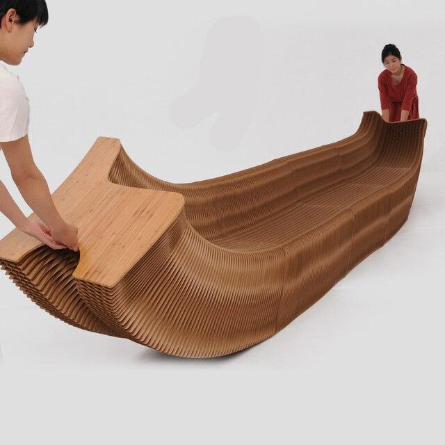 Kreative Ideen Möbel Design Faltbaren Papier Sofa Wohnzimmer Büro Modernen  Möbeln Sessel Minimalistischen Wohnzimmer Sofas