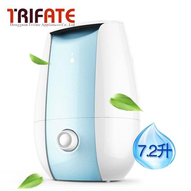 7.2L thuis mute grote capaciteit luchtbevochtiger kantoor slaapkamer ...