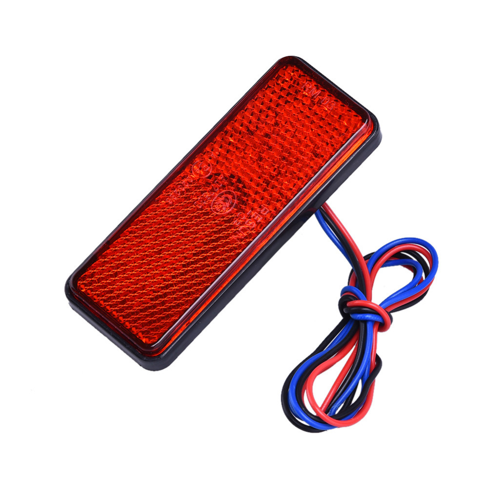 24 Led Motorcycle Atv Tail Light Rear Turn Signal Stop