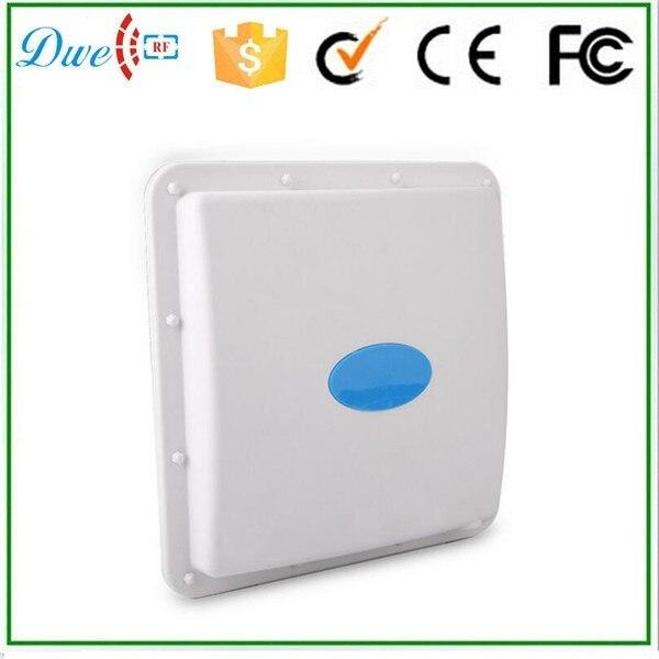 DWE CC RF RTLS solution using RFID & RSSI 2.4G long range active reader for person management