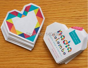 Image 1 - 500 יח\חבילה צורה מותאמת אישית כרטיסי ביקור למות לחתוך צורה, נייר הדפסת כרטיסי ביקור, 500pcs הרבה סיטונאי עם משלוח עיצוב