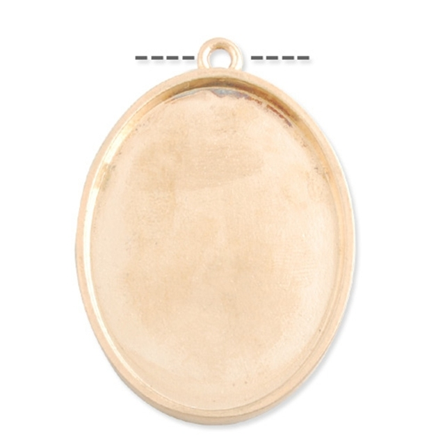 3040mm rose gold oval pendant trays blanks blank bezel pendant 3040mm rose gold oval pendant trays blanks blank bezel pendant settings metal aloadofball Choice Image