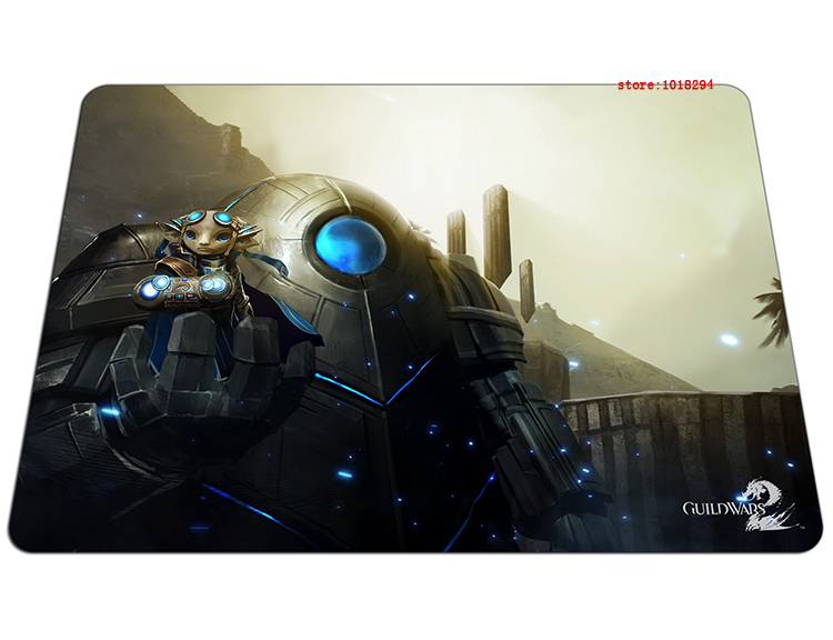 guild wars 2 mouse pad Gift gaming mousepad Advanced rubber gamer mouse mat pad game computer desk padmouse keyboard play mats