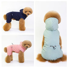Warm Dog Clothing For Soft Winter Dog Clothes for dog Puppy Outfit Pet Coat Clothes For Small Dog Yorkie Chihuahua Hoodie 5pcs head wrap baby headbands headwear girls bow knot hairband head band infant newborn toddlers gift tiara hair accessories
