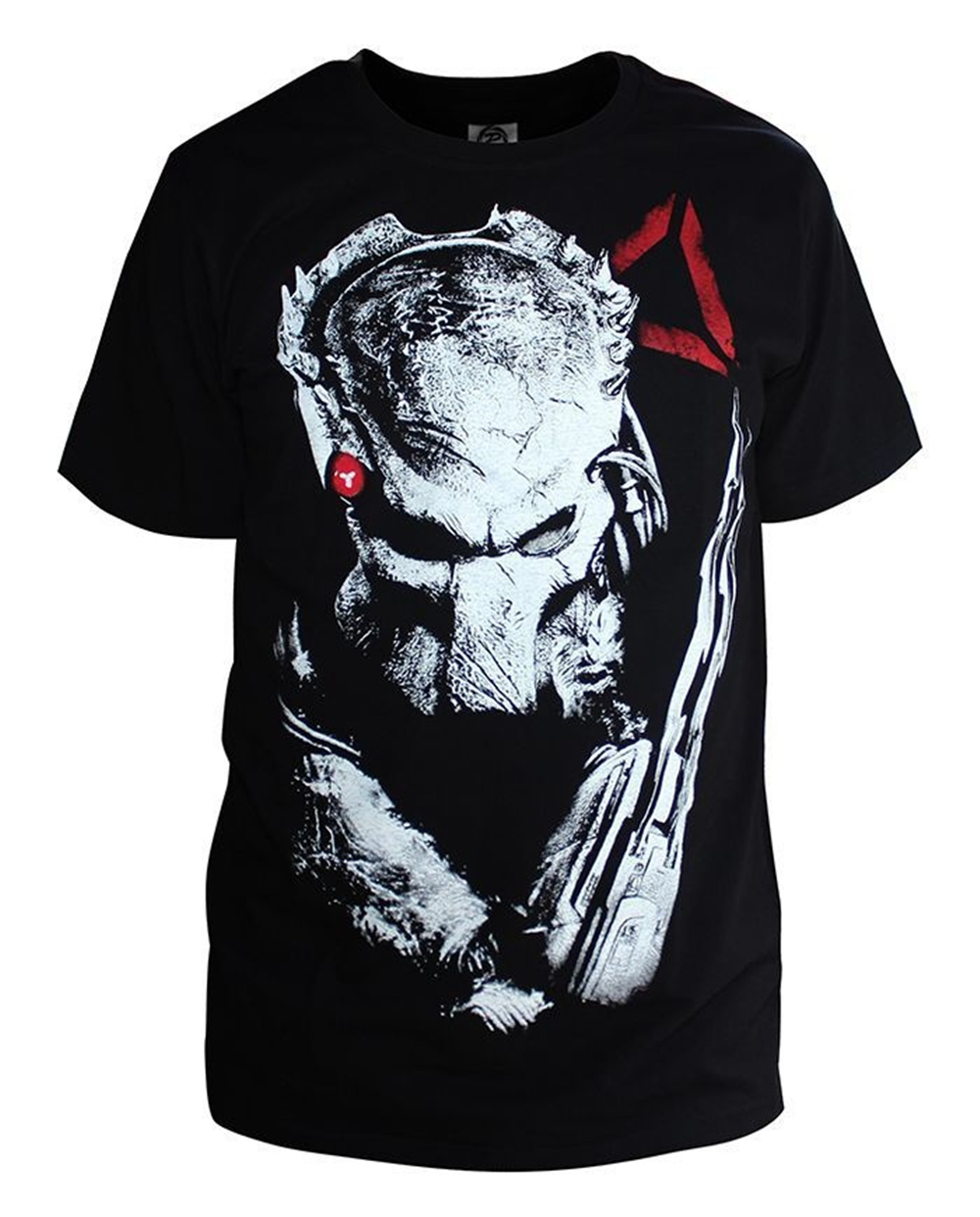 Adult Men Tops Classic Predator T-shirt Tops Cosplay Men Women Shirt Summer O-neck Short Sleeve Predator Shirt Tee